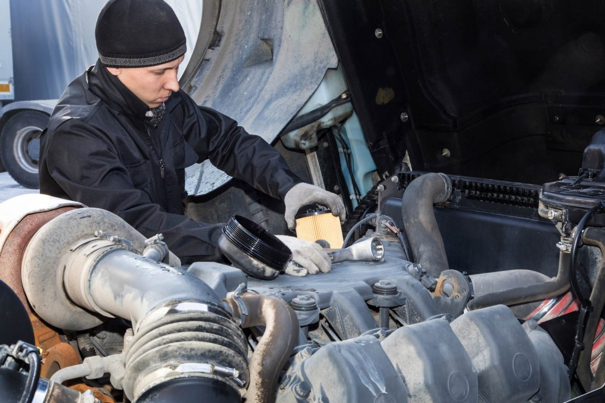 10 Signs It May Be Time for a New Truck Engine